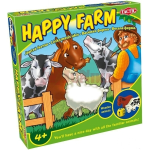 AKCIJA Stalo žaidimas Happy Farm TACTIC